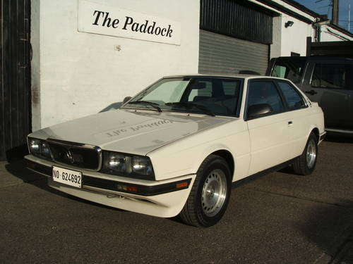 1988 Maserati Biturbo 222 LHD. 2.5 V6. SOLD (picture 6 of 6)