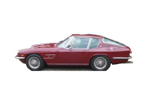 1967 Wanted a Maserati Mistral Wanted (picture 1 of 1)