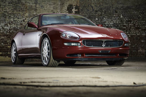 1998 Maserati 3200 GT * gorgeous colour combination SOLD (picture 2 of 6)