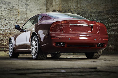 1998 Maserati 3200 GT * gorgeous colour combination SOLD (picture 4 of 6)
