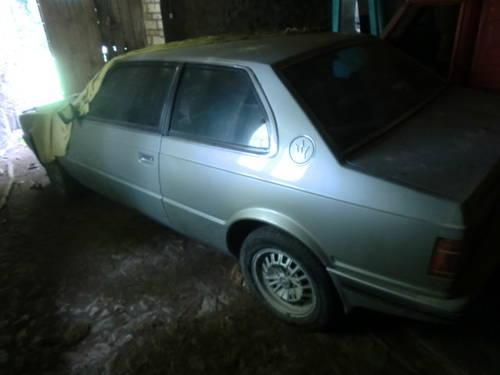 MASERATI BITURBO 1983 For Sale (picture 1 of 4)