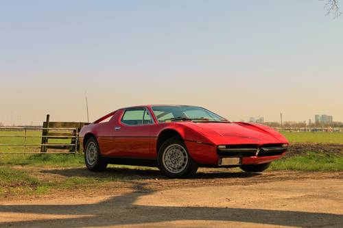 Maserati Merak 3.0 1974 For Sale (picture 1 of 6)
