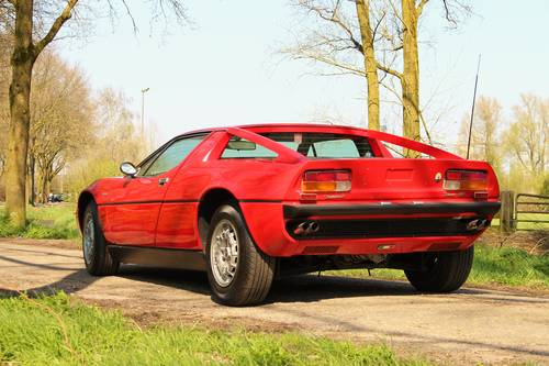 Maserati Merak 3.0 1974 For Sale (picture 2 of 6)