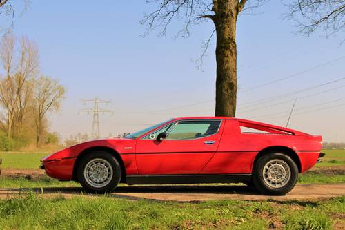 Maserati Merak 3.0 1974 For Sale (picture 3 of 6)