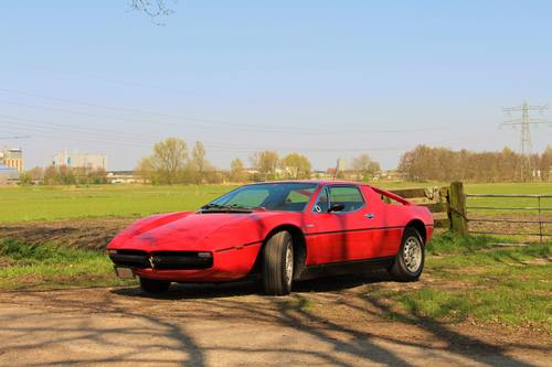 Maserati Merak 3.0 1974 For Sale (picture 6 of 6)