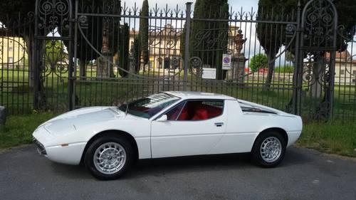 1973 Maserati Merak 3000 Fully Restored For Sale (picture 3 of 6)