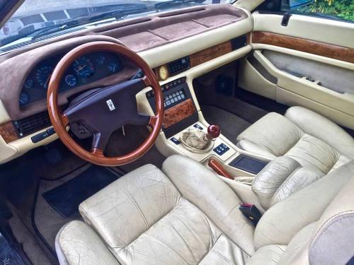 1988 Maserati - 430i ASI CERT. SOLD (picture 4 of 6)