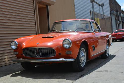 1963 Maserati 3500 GTI  For Sale (picture 1 of 5)
