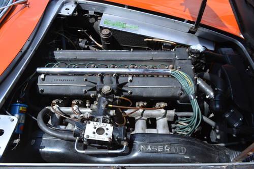 1963 Maserati 3500 GTI  For Sale (picture 5 of 5)