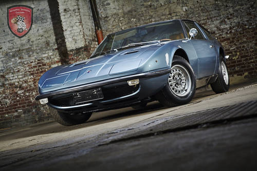 1972 Maserati Indy 4700 America For Sale (picture 1 of 6)