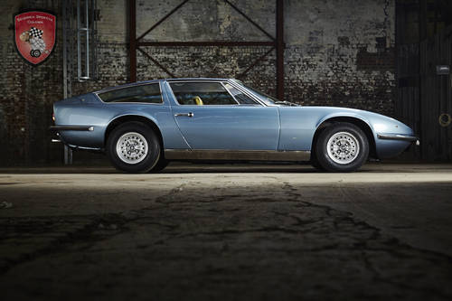1972 Maserati Indy 4700 America For Sale (picture 3 of 6)