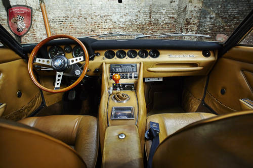 1972 Maserati Indy 4700 America For Sale (picture 5 of 6)
