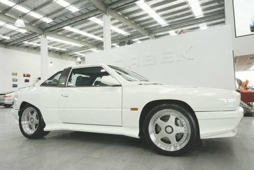 MASERATI SHAMAL 1996 TRAVELLED ONLY 4,398KMS FROM BRAND NEW  For Sale (picture 1 of 6)