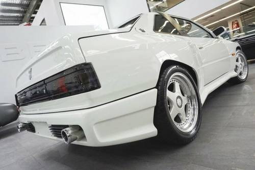 MASERATI SHAMAL 1996 TRAVELLED ONLY 4,398KMS FROM BRAND NEW  For Sale (picture 3 of 6)