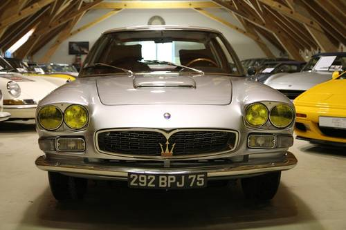 1967 Quattroporte S1 4,2 ltr / Long term ownership For Sale (picture 1 of 6)