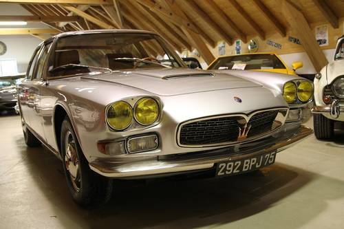 1967 Quattroporte S1 4,2 ltr / Long term ownership For Sale (picture 2 of 6)