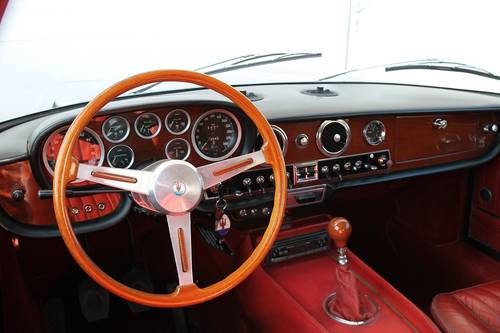 1967 Quattroporte S1 4,2 ltr / Long term ownership For Sale (picture 4 of 6)
