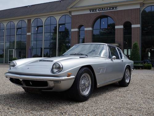 1966 Maserati Mistral 4000 For Sale (picture 1 of 6)
