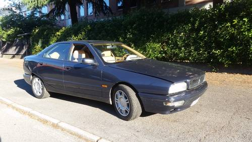 1995 VERY NICE  AND RARE QUATTROPORTE For Sale (picture 1 of 6)