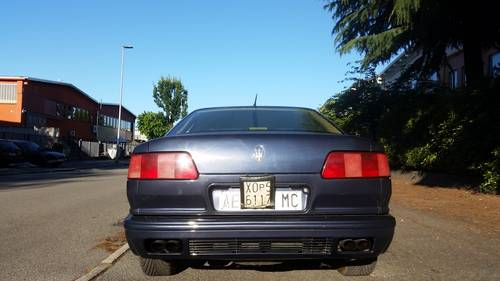 1995 VERY NICE  AND RARE QUATTROPORTE For Sale (picture 4 of 6)