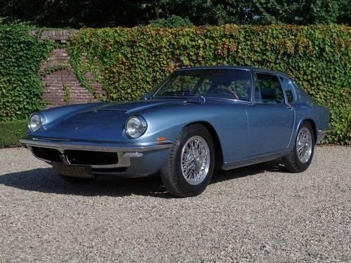 1967 Maserati Mistral 3700 EU version For Sale (picture 1 of 6)