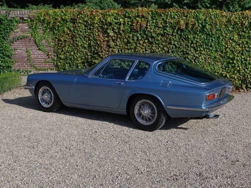 1967 Maserati Mistral 3700 EU version For Sale (picture 2 of 6)