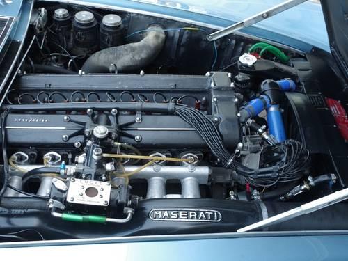 1967 Maserati Mistral 3700 EU version For Sale (picture 4 of 6)