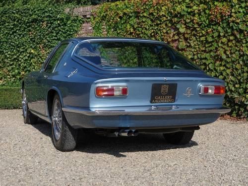1967 Maserati Mistral 3700 EU version For Sale (picture 6 of 6)