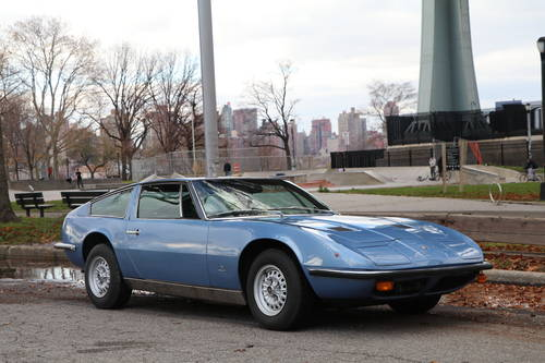 1971 Maserati Indy 5-Speed For Sale (picture 1 of 5)