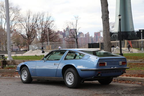 1971 Maserati Indy 5-Speed For Sale (picture 2 of 5)