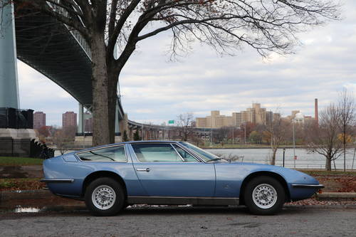 1971 Maserati Indy 5-Speed For Sale (picture 3 of 5)