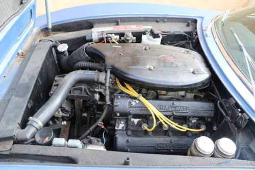 1971 Maserati Indy 5-Speed For Sale (picture 5 of 5)