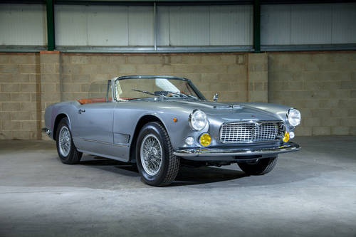 1960 Maserati 3500 GT Vignale Spyder For Sale (picture 1 of 6)