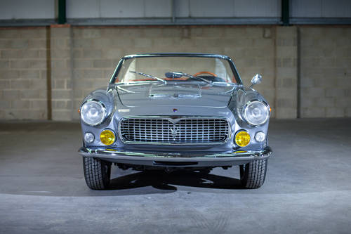 1960 Maserati 3500 GT Vignale Spyder For Sale (picture 2 of 6)