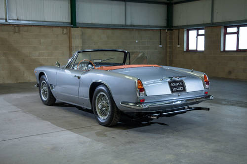1960 Maserati 3500 GT Vignale Spyder For Sale (picture 4 of 6)