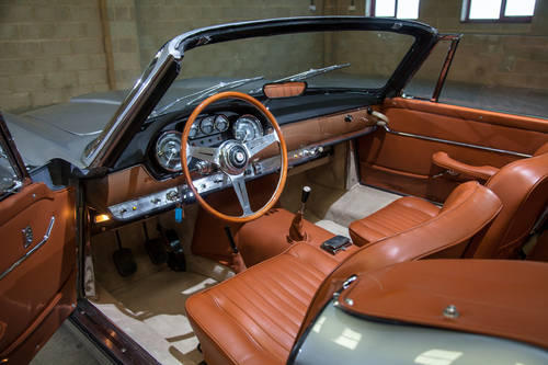 1960 Maserati 3500 GT Vignale Spyder For Sale (picture 6 of 6)