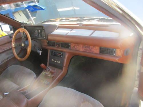 Maserati Biturbo 2000 year 1983  SOLD (picture 3 of 6)