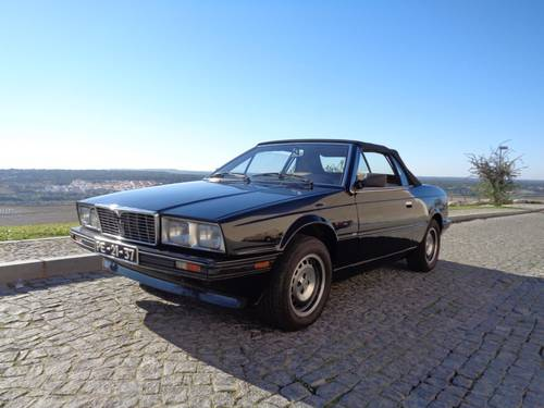 1988 Maserati Biturbo Cabrio For Sale (picture 1 of 6)