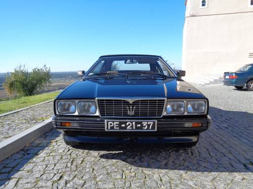 1988 Maserati Biturbo Cabrio For Sale (picture 2 of 6)