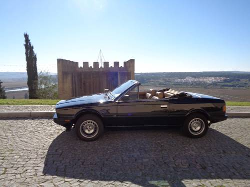 1988 Maserati Biturbo Cabrio For Sale (picture 3 of 6)