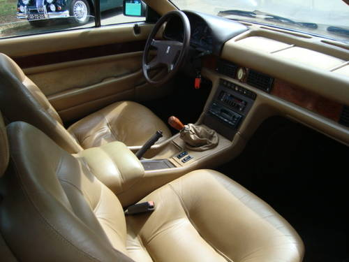 1988 Maserati Biturbo Cabrio For Sale (picture 5 of 6)