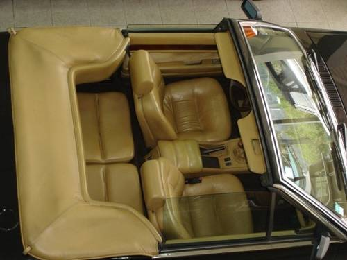 1988 Maserati Biturbo Cabrio For Sale (picture 6 of 6)
