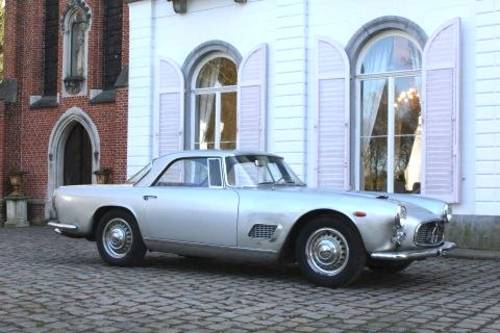 Maserati 3500GT Touring LHD - 1961 For Sale (picture 2 of 6)
