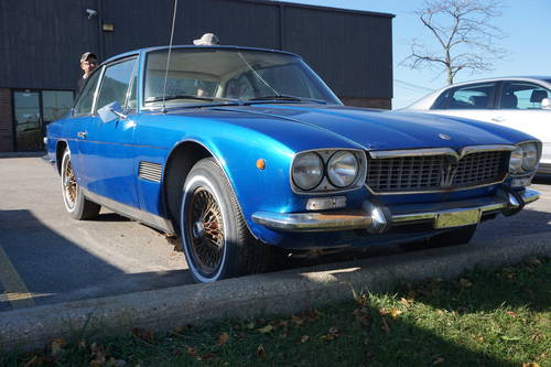 1967 Maserati Mexico  For Sale (picture 1 of 4)