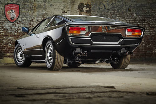 1975 Maserati Khamsin * matching numbers SOLD (picture 4 of 6)