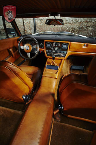 1975 Maserati Khamsin * matching numbers SOLD (picture 5 of 6)