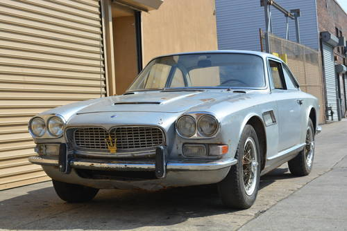 1966 Maserati Series II Sebring  For Sale (picture 1 of 5)