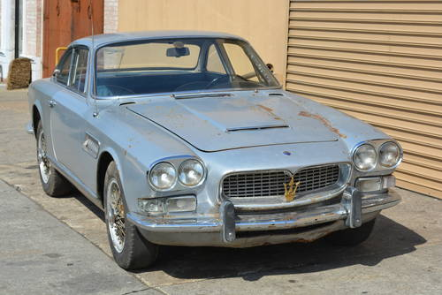 1966 Maserati Series II Sebring  For Sale (picture 2 of 5)