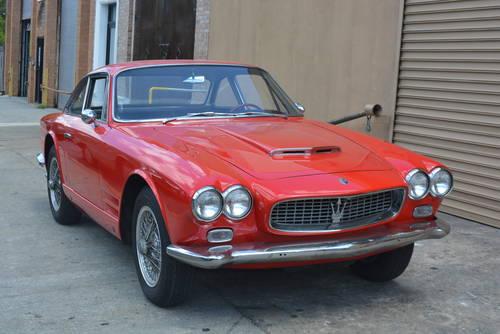 1963 Maserati Sebring Series I For Sale (picture 1 of 5)