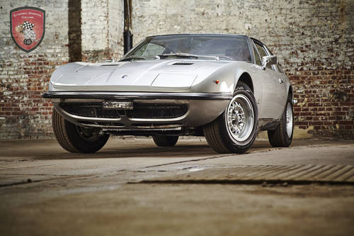 1973 Maserati Indy 4700 America * European Version SOLD (picture 1 of 6)